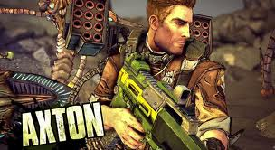 Borderlands 2 Axton the Commando