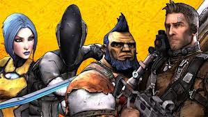 Borderlands 2 Cast