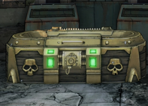 Borderlands 2 Golden Key Treasure Chest