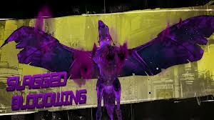 Borderlands 2 Slagged Bloodwing