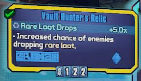 Borderlands 2 - Vault Hunters Relic