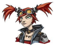 Borderlands 2: Gaige the Mechromancer