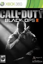 Call of Duty: Black Ops II - Xbox 360 Cover