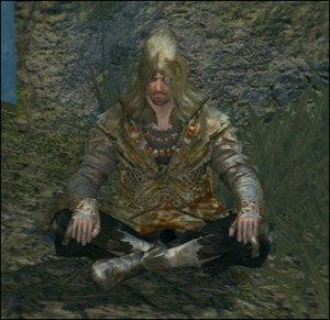 Dark Souls: Laurentius of the Great Swamp